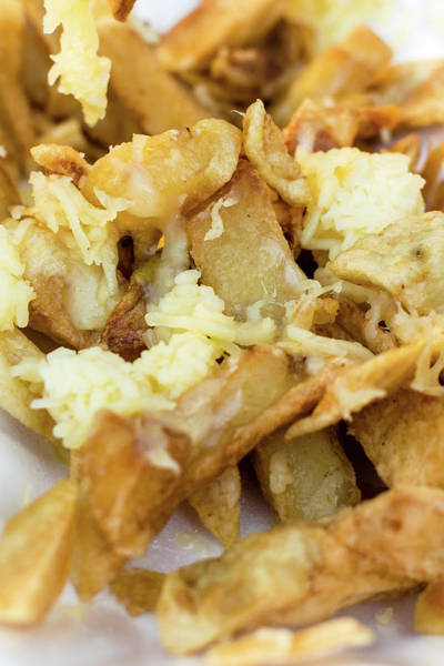 Photograph - Cheesy Chips English Variation by Jacek Wojnarowski