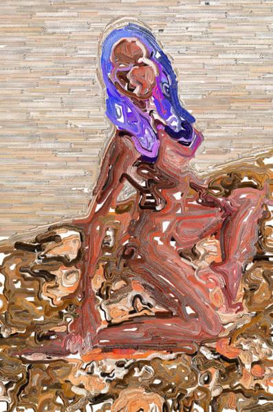 Wall Art - Digital Art - Chel 1 by Roger Williams