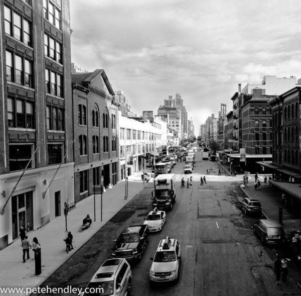 Photograph - Chelsea Neighborhood, New York City by Pete Hendley