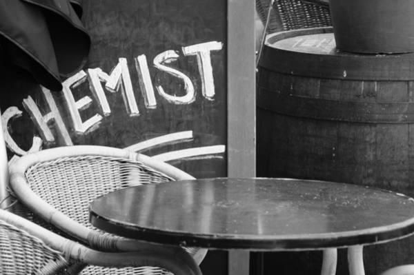 Wall Art - Photograph - Chemist by Brandy Herren