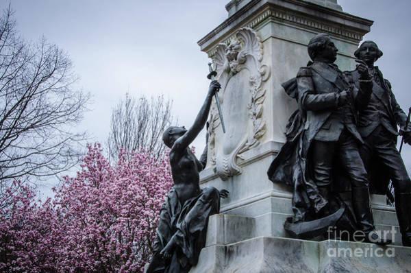 Wall Art - Photograph - Lafayette Square by Jonas Luis