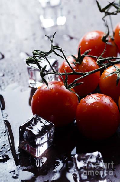 Wall Art - Photograph - Cherry Tomatoes by Jelena Jovanovic
