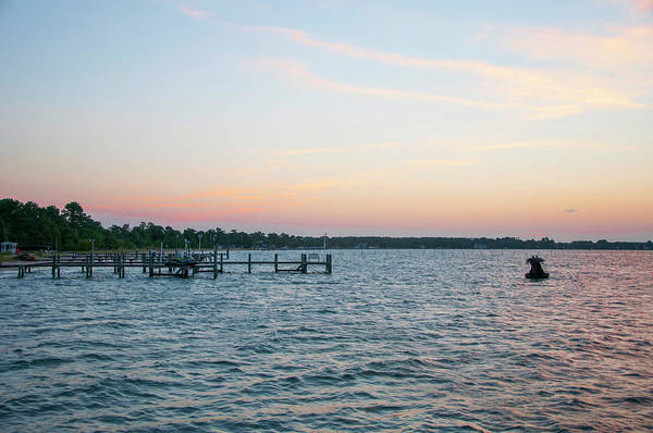 Wall Art - Photograph - Chesapeake Bay - Piney Point Maryland by Bill Cannon