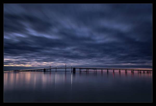 Chesapeake Bay Photograph - Chesapeake Morning by Robert Fawcett