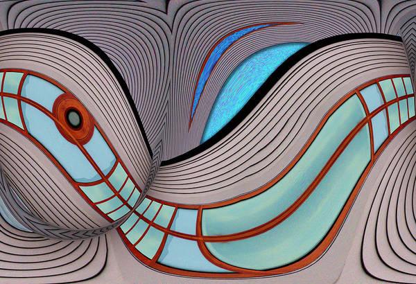 Digital Art - Cheshire Cat by Paul Wear