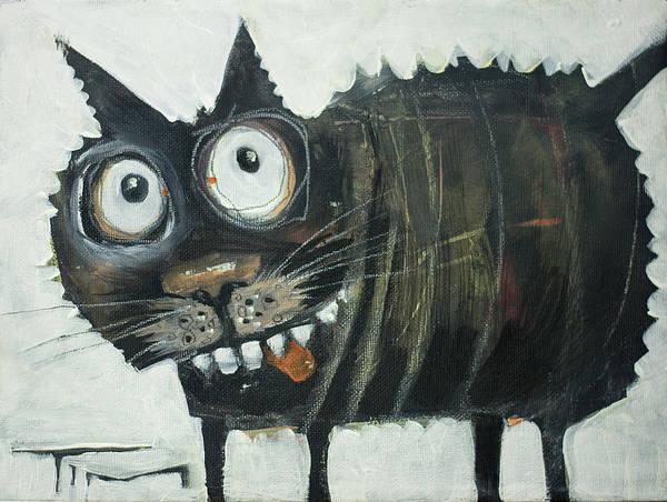 Painting - Cheshire by Tim Nyberg