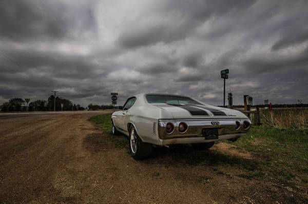Photograph - Chevelle Ss by Aaron J Groen