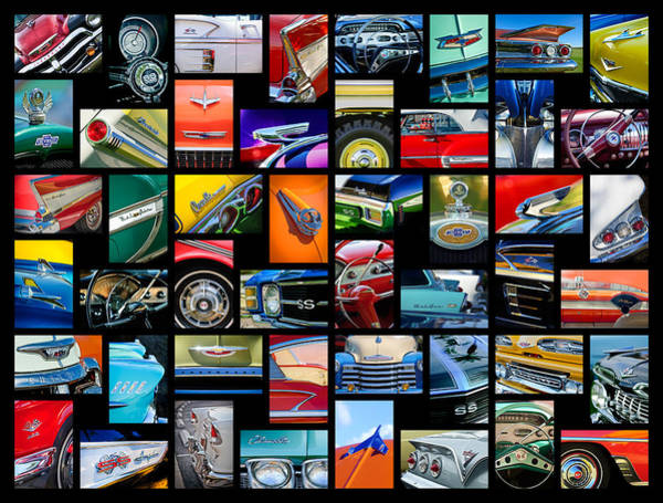 Wall Art - Photograph - Chevrolet Art -01 by Jill Reger
