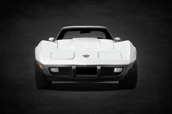 Wall Art - Photograph - Chevrolet Corvette Sting Ray by Mark Rogan