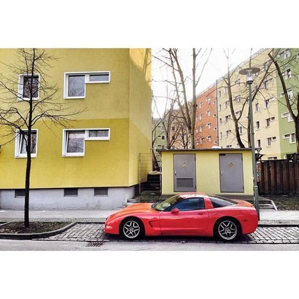 Chevrolet Corvette Photograph - Chevrolet Corvette  #berlin by Berlinspotting BrlnSpttng