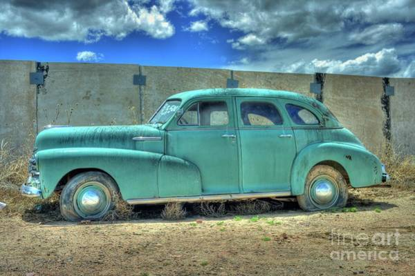 Photograph - Chevrolet Fleetmaster by Tony Baca