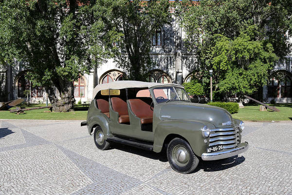 Photograph - Chevrolet Thriftmaster 3 by Andrew Fare