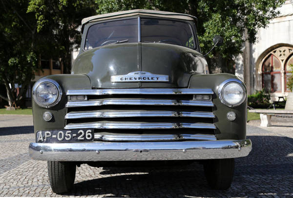 Photograph - Chevrolet Thriftmaster by Andrew Fare