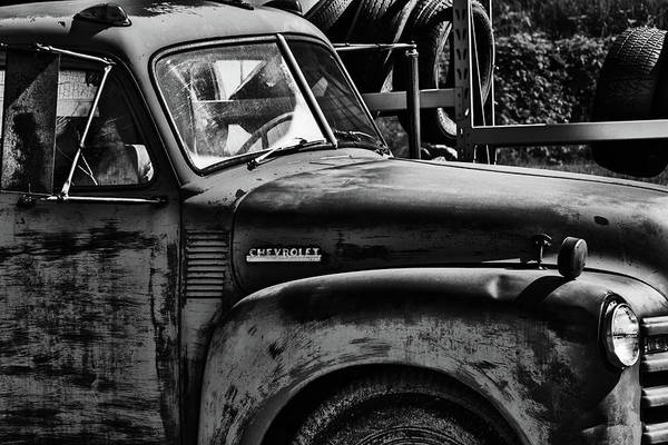 Photograph - Chevrolet by Tom Woll