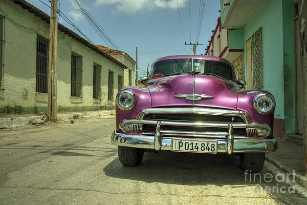 Wall Art - Photograph - Chevy 1951  by Rob Hawkins