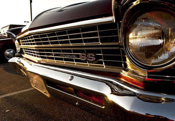 Chevy Wall Art - Photograph - Chevy Nova Ss by Cale Best