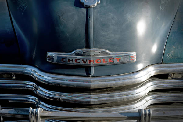 Photograph - Chevy Truck by Bud Simpson