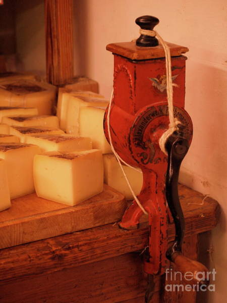Photograph - Chianticountrycheeseshop by Mary Kobet