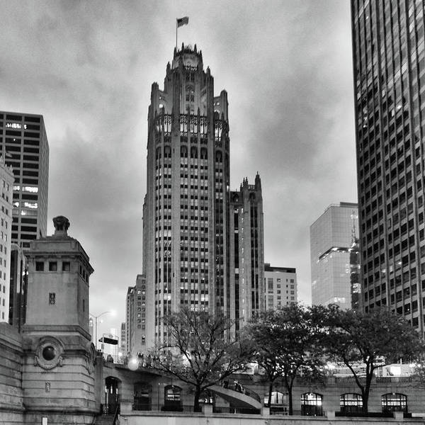 Photograph - Chicago 15 by Mikael Sandblom