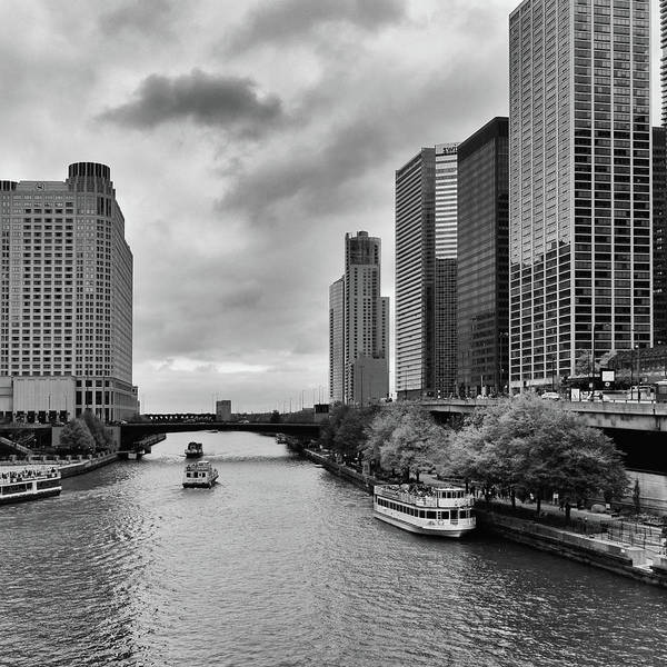 Photograph - Chicago 4 by Mikael Sandblom
