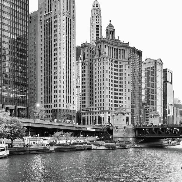 Photograph - Chicago 6 by Mikael Sandblom