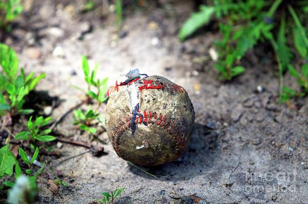 Photograph - Chicago Baseball by John Rizzuto