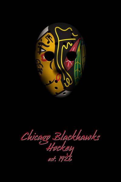 Wall Art - Photograph - Chicago Blackhawks Established by Joe Hamilton