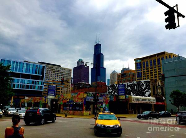 Painting - Chicago Colors by Susan Hendrich