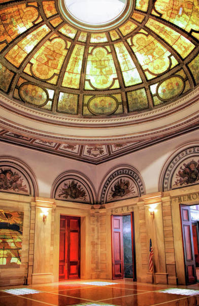 Painting - Chicago Cultural Center by Christopher Arndt