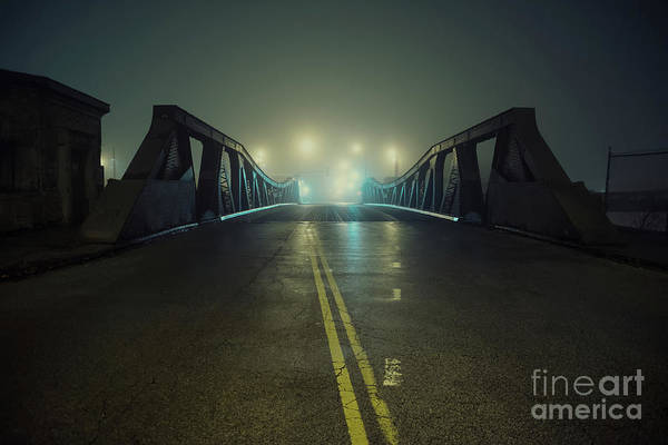 Haunted Wall Art - Photograph - Chicago Fog by Bruno Passigatti