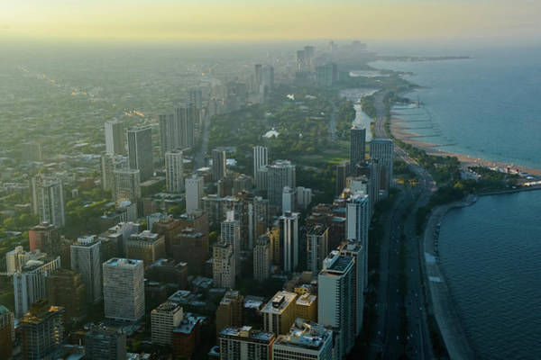 Photograph - Chicago Gold Coast by Kyle Hanson