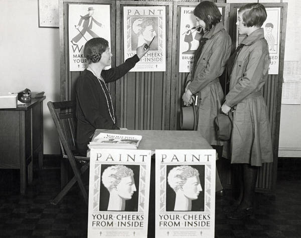 Wall Art - Photograph - Chicago Health Campaign by Underwood Archives