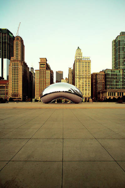 Millenium Photograph - Chicago, Illinois by Todd Klassy