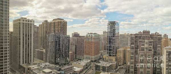 Millenium Photograph - Chicago Panorama by Patricia Hofmeester