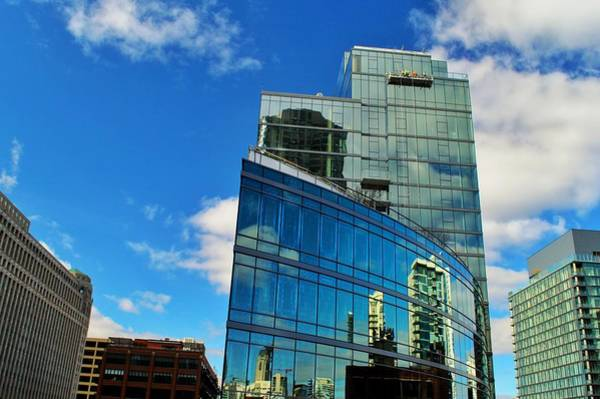 Photograph - Chicago Reflection  by Joseph Caban