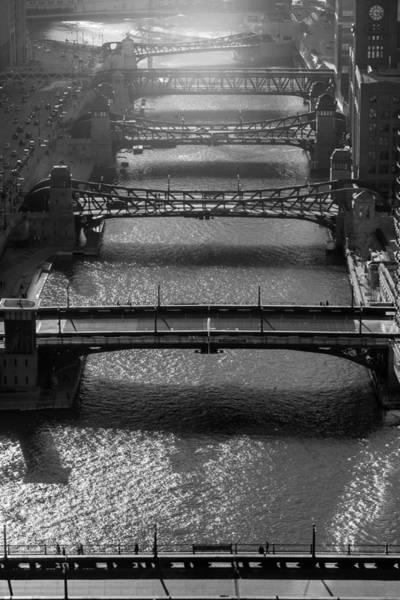 Wall Art - Photograph - Chicago River Daylight by Steve Gadomski