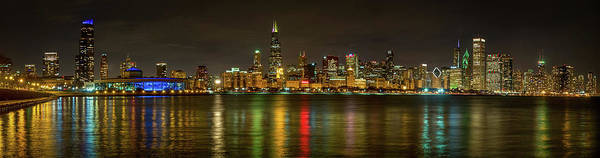 Photograph - Chicago Skyline by Brad Boland