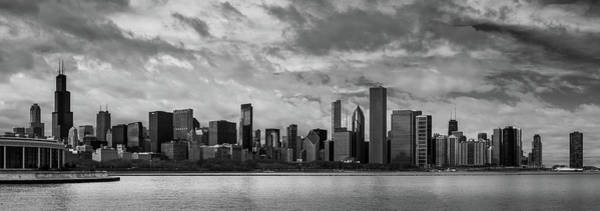 Photograph - Chicago Skyline by Josh Eral