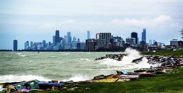 Photograph - Chicago Skyline by Randy J Heath