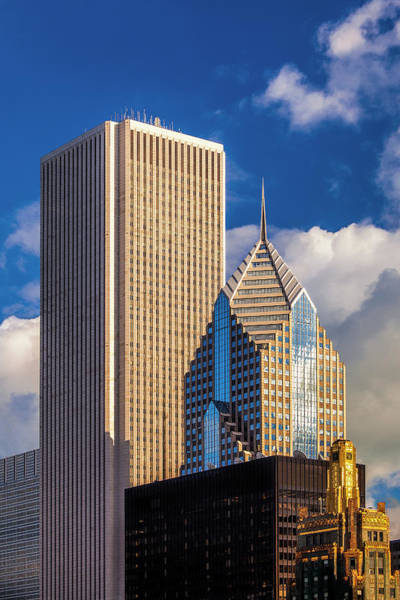Wall Art - Photograph - Chicago Towers by Andrew Soundarajan