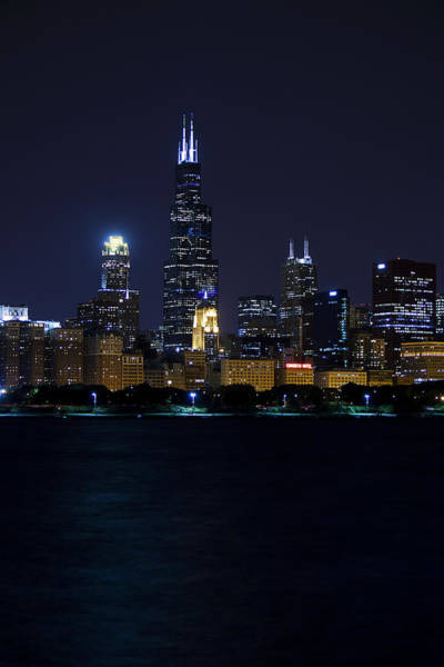 Wall Art - Photograph - Chicago View by Andrew Soundarajan