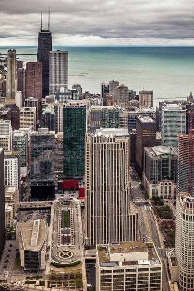 Wall Art - Photograph - Chicago Views by Andrew Soundarajan