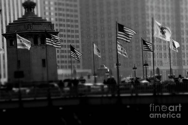 Photograph - Chicago Wind by Frank J Casella
