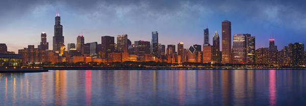 Great Lakes Wall Art - Photograph - Chicago's Beauty by Donald Schwartz