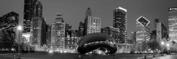 Photograph - Chicago's Cloud Gate Bean by Ryan Smith