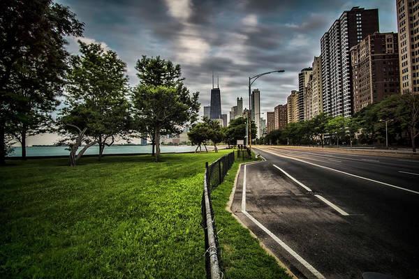 Photograph - Chicago's Lake Shore Drive by Sven Brogren