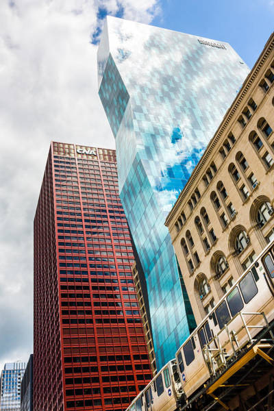 Wabash Avenue Wall Art - Photograph - Chicago's South Wabash Avenue  by Semmick Photo