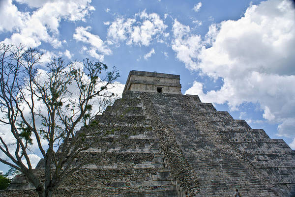 Solidity Photograph - Chichen Itza 6 by Douglas Barnett