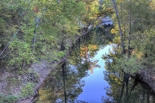Photograph - Chickasawhay River by JC Findley