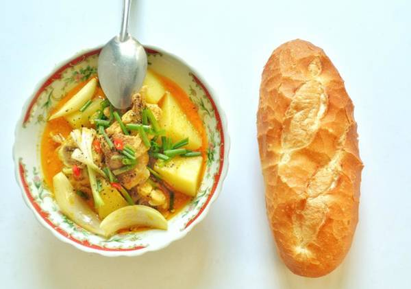 Photograph - Chicken Curry by Tran Minh Quan